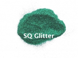SQ Glitter (cosmetic) - Green - CG014