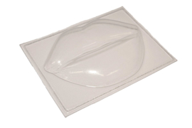 Soap mold - lips - extra large - 1 unit - ZMP049