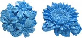 - SALE -  First Impressions - Mold  - Flowers Set - medium 1 - FL305
