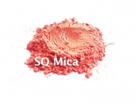 SQ Mica - Rose-Gold pastel- KNM046