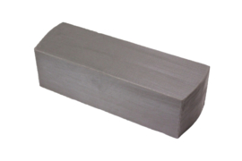 Glycerin soap - Grey - 1,2 kg - GLY203