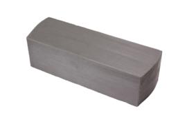 Glycerinezeep - Grijs - 1,2 kg - GLY203
