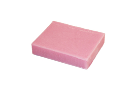 Glycerinezeep - Candy Crush - Roze pastel  - 100 gram - GLY173