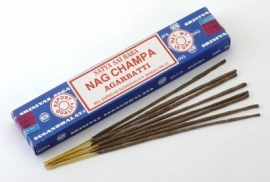 Fragrance oil for cosmetics / melt & pour soap - Nag Champa - GOG146