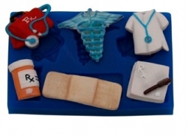 - SALE - First Impressions - Mold - Diverse Set - medical - MN265