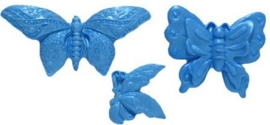 - SALE - First Impressions - Mold - Animals Set -  butterfly 1 - A102