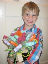 - WINNAAR Jury - Prijs: Koopdoos zeep + badkaviaar voor 4 kinderen - 036. Colin uit Nijkerk - P3861