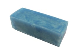 Glycerin soap - Blue-Gold pastel - 1,2 kg - GLY257 - pearlescent