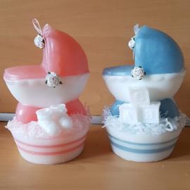 020. Desiree van CreaZeepBron - Cupcake Kinderwagen