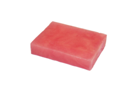 Glycerin soap - Pink-Gold pastel  - pearlescent - 100 grams - GLY156