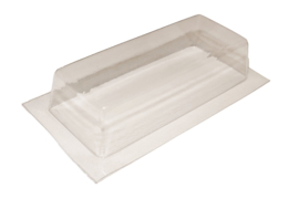 Soap mold - Cake mold - right-angled - 1,2 kg - ZMP007