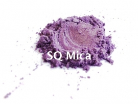 SQ Mica - Violet Gold - KNM041