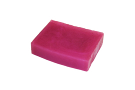 Glycerin soap - Pink / Blue  - pearlescent - 100 grams - GLY133