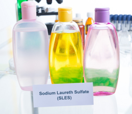 Sodium Laureth Sulphate (Sodium Lauryl Ether Sulfaat) - SLES - UNGEROL N 2-28 - OVL17