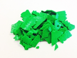 Colorant for candles and melts - fluo green - KK14
