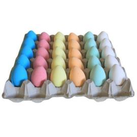 starterspakket - zelf badbruis eieren maken