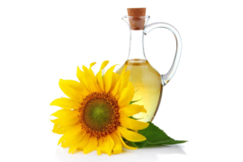 Sunflower oil High Oleic - refined - OBW056
