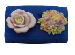 - SALE - First Impressions - Mold - Flowers - Medium Flower Set 2 - FL306