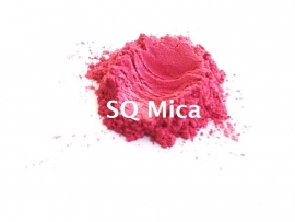 SQ Mica - Bright Pink - KNM010