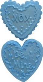 - SALE - First Impressions - Mold - Valentine's Day - Valentine Hearts - SE298