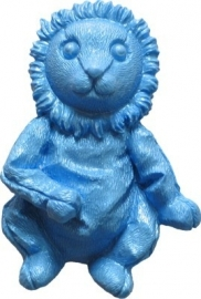 - SALE - First Impressions - Mold -Baby - stuffed lion - B196