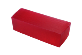 Glycerin soap - Strawberries - 1,2 kg - GLY201