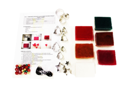 starter package - create soap chains - Christmas
