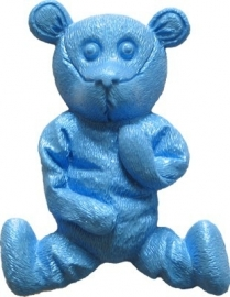 - SALE - First Impressions - Mold - Baby - stuffed bear - B197