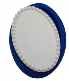 - SALE - First Impressions - Mold - Pearl edges -  large plaque 1 - PE101