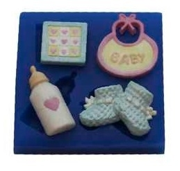 - AANBIEDING - First Impressions - Mal - Baby Set - 7 - B201