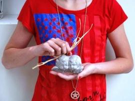-  Winnaar Jury - Prijs: Koopdoos zeep + badkaviaar voor 8 kinderen - 011. Pien uit Tilburg - P5035