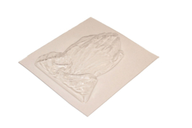 Soap mold - praying hands - extra large - 1 unit - ZMP002