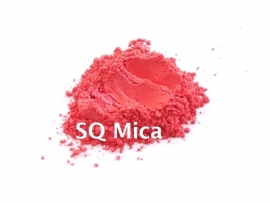 SQ Mica - Red Pink - KNM044