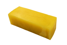 Glycerinezeep - Citroen Geel - GLY267 - 1,2 kg - parelmoer