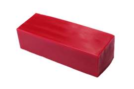 Glycerin soap - Christmas Red - 1,2 kg - GLY211