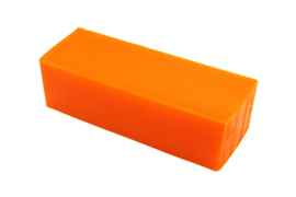 Glycerin soap - Orange - 1,2 kg - GLY224