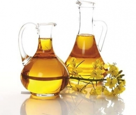 Rapeseed oil - refined - OBW042