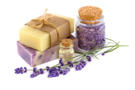 Fragrance oil for cosmetics / melt & pour soap - 100% natural - Mountain Lavender - GOG112