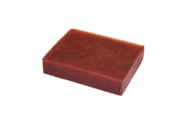 Glycerin soap - Red-Brown Satin - pearlescent - 100 grams - GLY162