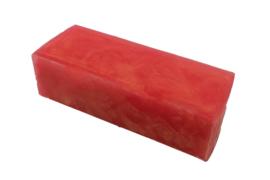 Glycerinezeep - Roze-Goud pastel - 1,2 kg - GLY256 - parelmoer