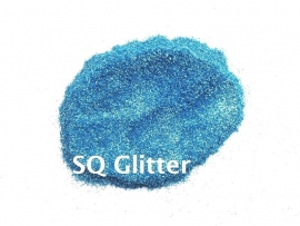 SQ Glitter (cosmetic) - Sky-blue - CG009