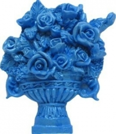 - SALE -  First Impressions - Mold - Flowers - roses bouquet - FL315