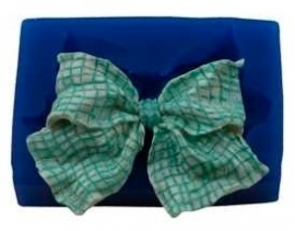 - SALE - First Impressions - Mold - Bow - fabric bow - BW120