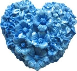 - AANBIEDING - First Impressions - Harten - bloemen - H135