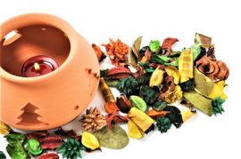 Fragrance oil for cosmetics / melt & pour soap - Potpourri - Autumn - GOG012