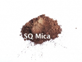 SQ Mica - Dark Brown - KNM012