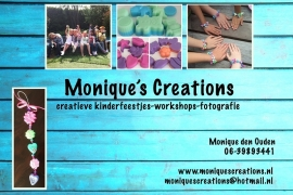 -                                  Monique's Creations - Entrepreneur of the month February 2016