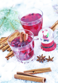 Perfume for candles - Christmas fragrance - Pot Pourri Winter - PK050