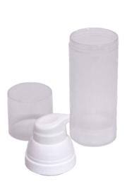 - AANBIEDING - dispenser pomp - 3-delig - 50 ml