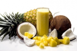 Fragrance oil for cosmetics / soaps / melts - Pina Colada - GOF303